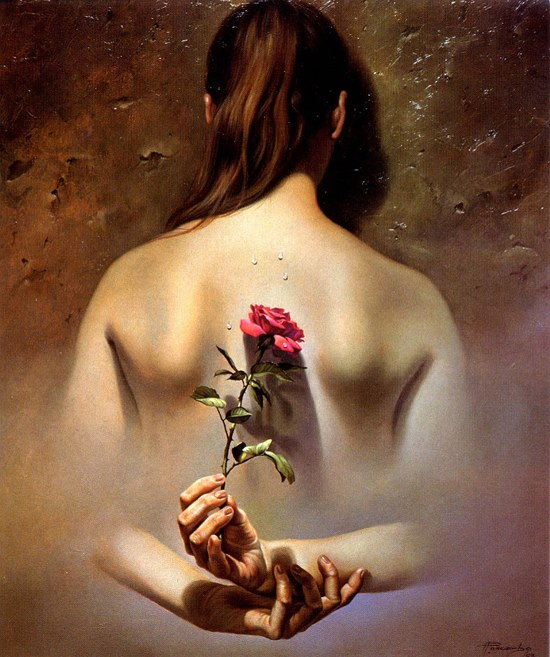 romanticism art nature. The Art of Alberto Pancorbo