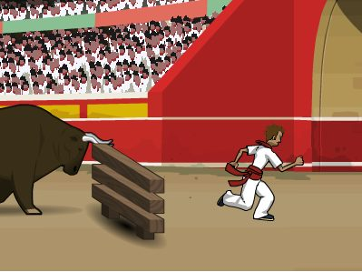extreme pamplona games online