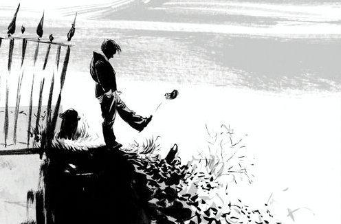 GAIMAN, Neil - L'étrange vie de Nobody Owens Graveyard_book
