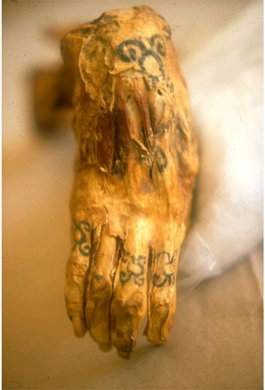 Photo of Marked Tattoo History Channel