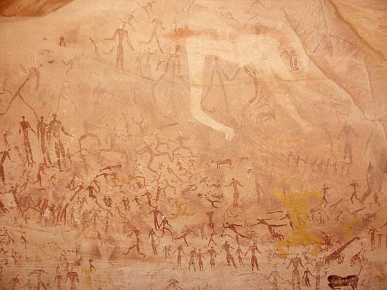 Libyan Desert Map. Libyan Desert amp; Rock Art