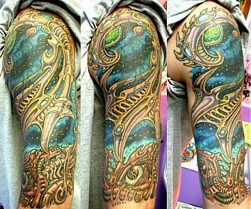 Ursi 39 s blog for Aaron cain tattoo